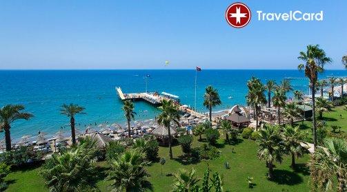 Почивка в Турция-плаж-TravelCard.bg