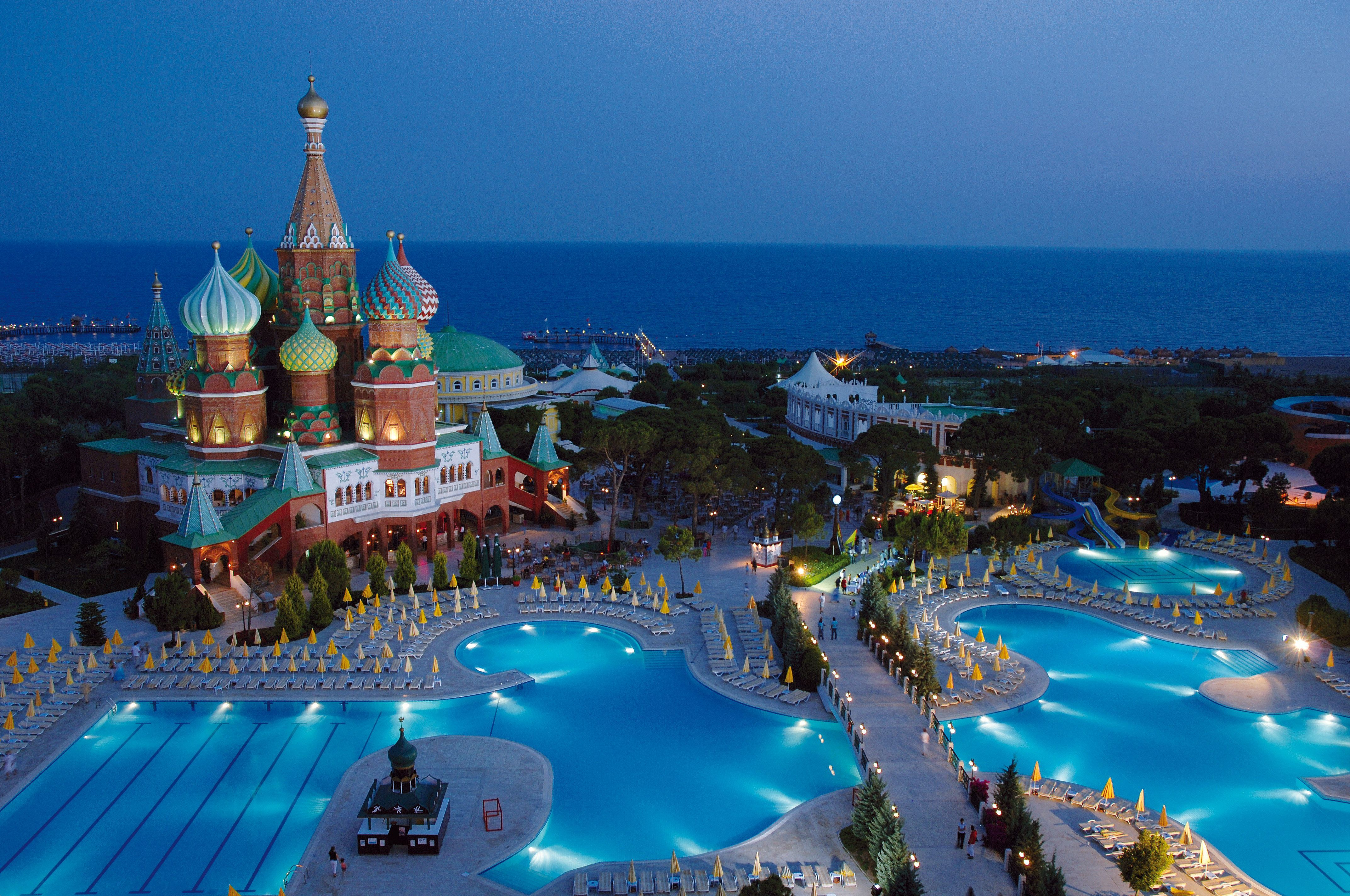 Почивка в Турция-Хотел Кремлин-TravelCard.bg