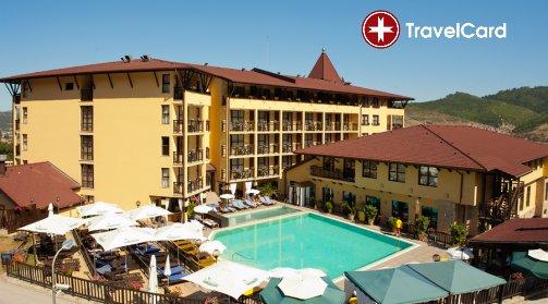 Почивка в Гранд Хотел Велинград***** снимка 1