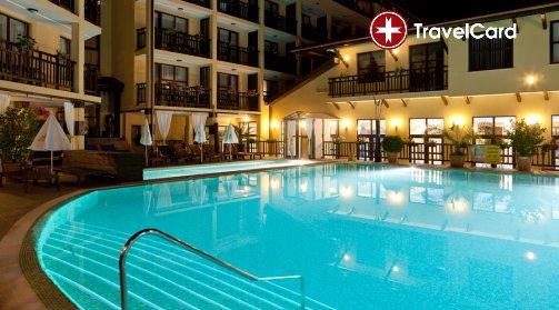 Почивка в Гранд Хотел Велинград***** снимка 3