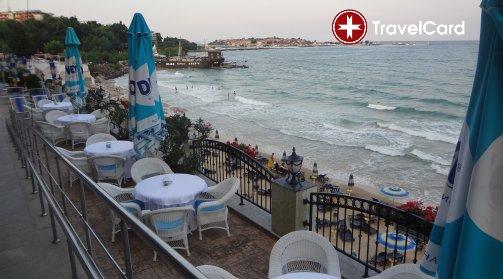 На морския бряг в Мираж***** снимка 9