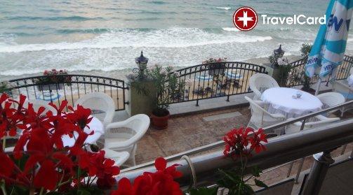 На морския бряг в Мираж***** снимка 4