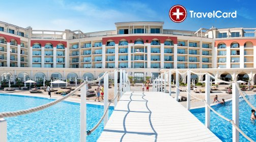 5* ALL Inclusive & Golf в Лайтхаус