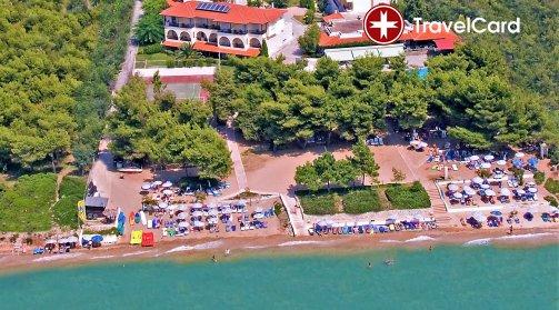 4* Море в Portes Beach снимка 1