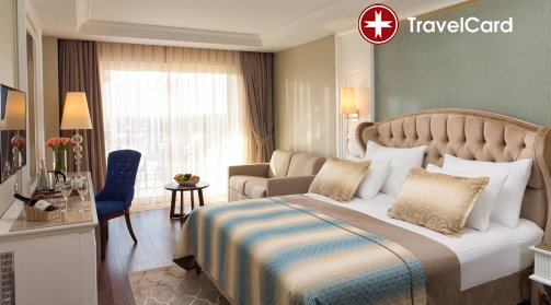 5* Ultra All Inclusive в Alva Donna снимка 6