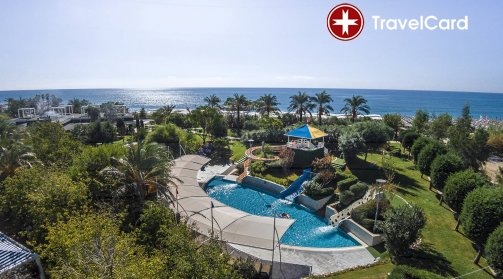 5* Ultra All Inclusive в Alva Donna снимка 8