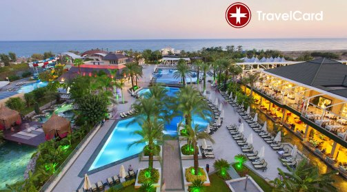 5* Ultra All Inclusive в Alva Donna снимка 3