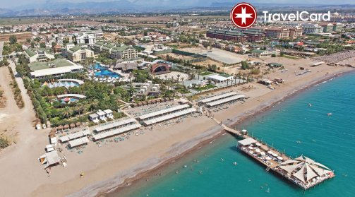 5* Ultra All Inclusive в Alva Donna снимка 1