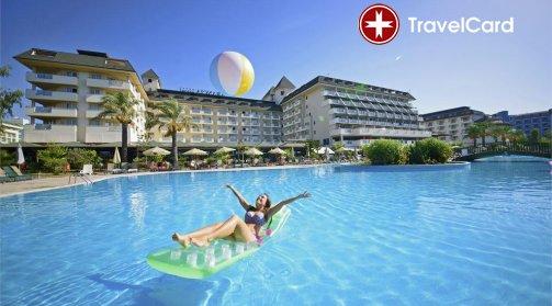5* UALL Лято в M.C Arancia Resort снимка 3