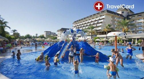 5* UALL Лято в M.C Arancia Resort снимка 4