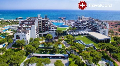 5* UALL в Selectum Luxury Resort снимка 9