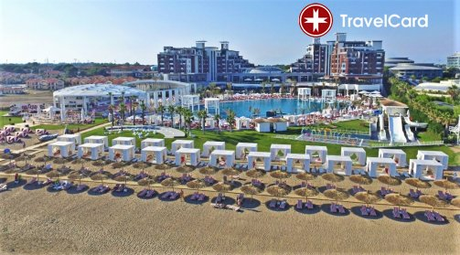 5* UALL в Selectum Luxury Resort снимка 2