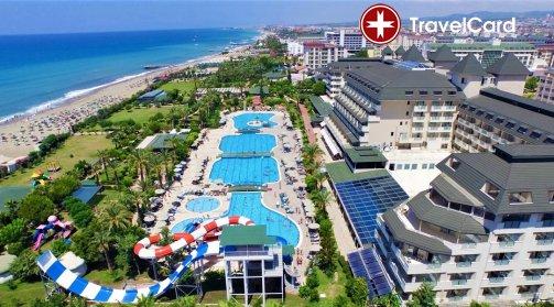 5* UALL Лято в M.C Arancia Resort снимка 1