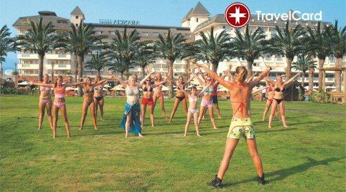5* UALL Лято в M.C Arancia Resort снимка 9