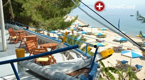 3* Море в Porfi Beach снимка 7