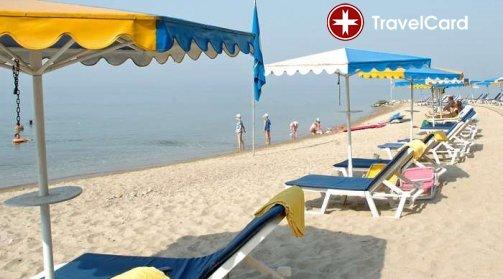 3* Море в Porfi Beach снимка 10