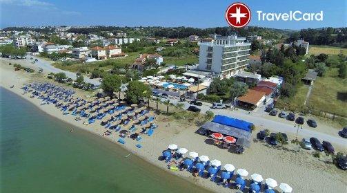 4* Море в Солун