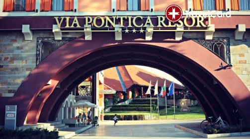4* Ultra ALL Inclusive във Виа Понтика снимка 2