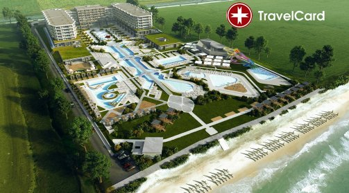 4* ALL Inclusive в Wave Resort снимка 1