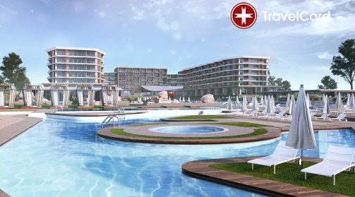 4* ALL Inclusive в Wave Resort снимка 3