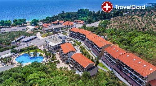 4* Море в Lagomandra Hotel & Spa снимка 2