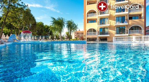 4* Ultra ALL Inclusive в Поморие