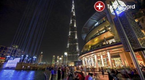 Сафари в Дубай снимка 9