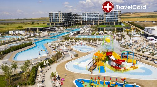 5* ALL Inclusive в Wave Resort