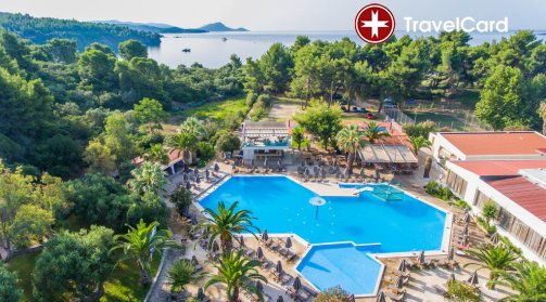 4* ALL Inclusive в Poseidon Resort снимка 1
