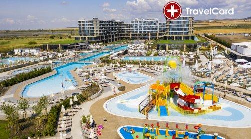 5* UALL Inclusive в Wave Resort