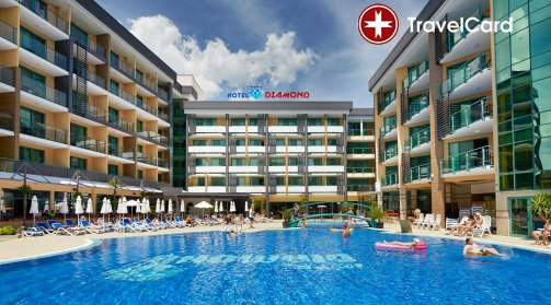 4* ALL Inclusive в Диамант