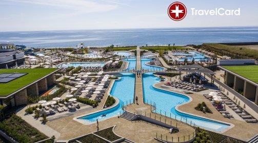 5* UALL Inclusive в Wave Resort снимка 3