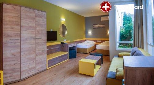 5* UALL в хотел Парадайз Бийч снимка 6