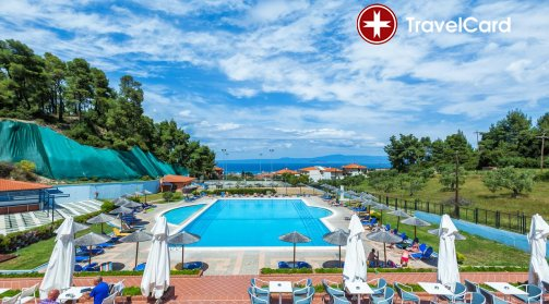 4* Лято в хотел Атриум снимка 2