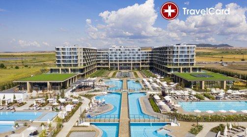 5* UALL Inclusive в Wave Resort снимка 1