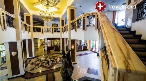 5* UALL в хотел Хелена Парк снимка 6