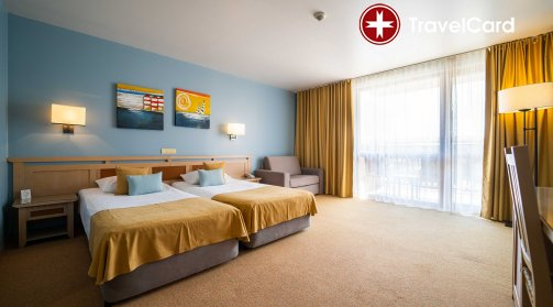 4* UALL в хотел Мирамар снимка 8