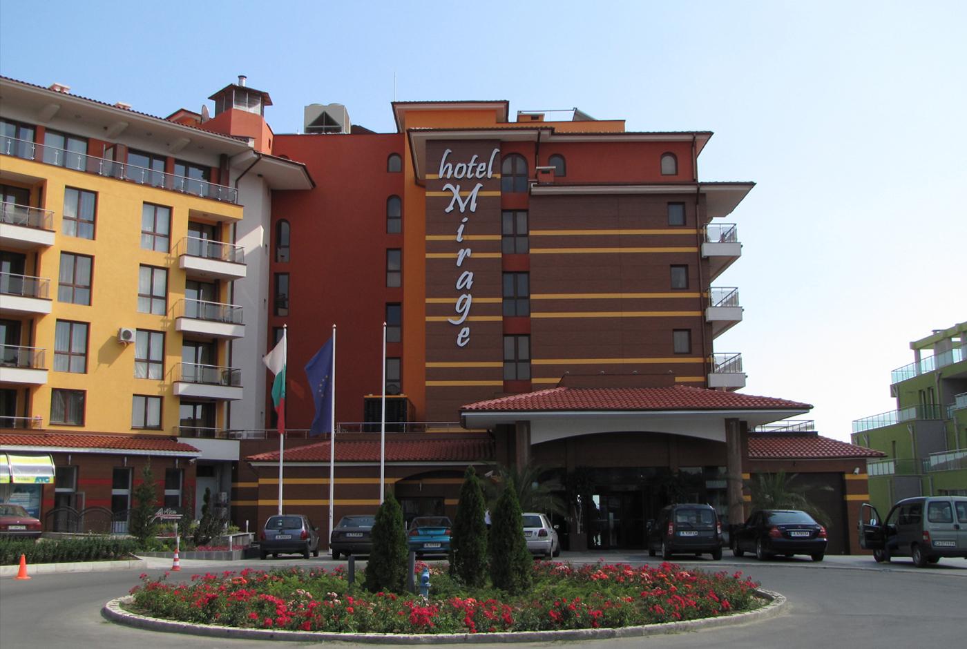 Хотел Мираж****